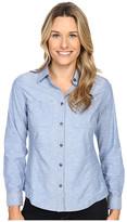 Woolrich Conundrum Solid Convertible Shirt