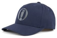 BOSS The Open Exclusive cap in cotton-blend twill