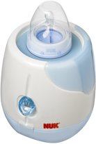 NUK Ready to Feed Baby Bottle Warmer, Single-Pack
