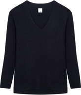 Iris and Ink Silvia ribbed cashmere sweater