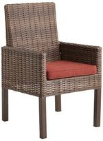 Pier 1 Imports Echo Beach Dining Armchair- Latte