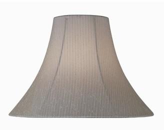 "Charlton Home 16"" Fabric Bell Lamp Shade"