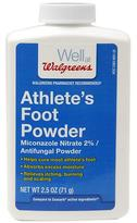 Walgreens Athlete's Foot Powder