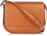A.P.C. Léa leather cross-body bag