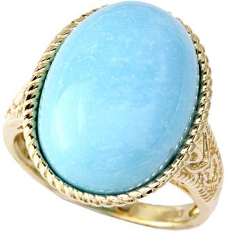 Effy Fine Jewelry 14K 13.25 Ct. Tw. Turquoise Ring
