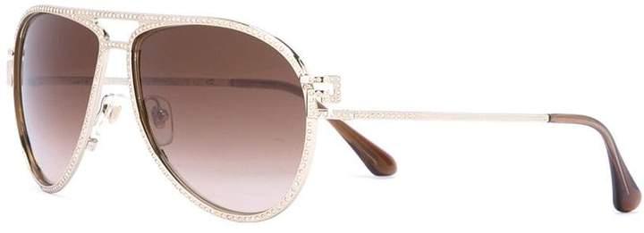 Versace Greca Stars sunglasses