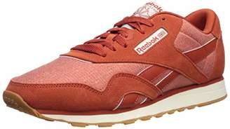 Reebok Men's Classic Leather Nylon M Sneaker