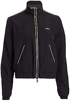 Kirin Women's Carré Nylon Track Jacket