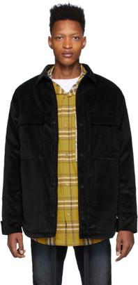 Fear Of God Black Corduroy Jacket