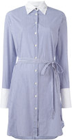 Rag & Bone striped shirt dress - women - Cotton/Silk - M