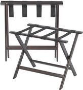 Hardwood Luggage Rack