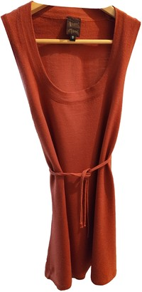Isabel Marant Orange Wool Dresses