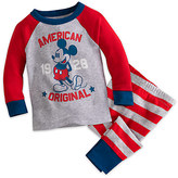 Disney Mickey Mouse Americana PJ PALS for Baby