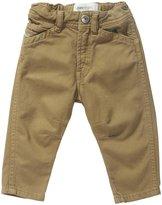 Diesel Pabyb Gabardine 5 Pocket Pant (Baby) - Khaki--24 Months