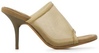 Yeezy Season 7 90 open toe mules