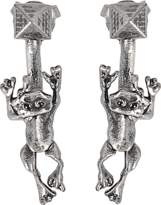 Valentino Garavani Frog stud earrings