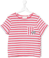 Une Fille - Teen striped T-shirt - kids - Cotton - 14 yrs