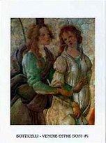 Sandro 1art1 Posters Botticelli Poster Art Print - Venere Offre Doni (32 x 24 inches)