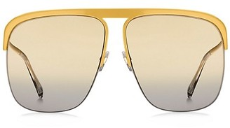 Givenchy 65MM Oversized Square Sunglasses