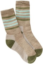 Smartwool Striped Hike Crew Socks