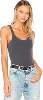 James Perse The Daily Tank in Gray. - size 0 (XXS/XS) (also in 1 (XS/S),2 (S/M))