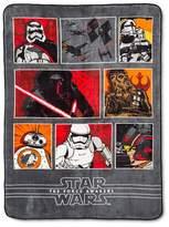 Star Wars The Force Awakens Battlefront Blanket