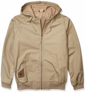 Riggs Workwear Men's Workhorse Hooded Jacket