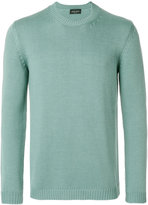 Roberto Collina crew neck jumper - men - Merino - 46