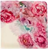 Faliero Sarti Kimberly rose-print scarf