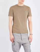 Vivienne Westwood Brand-logo crewneck cotton-jersey t-shirt