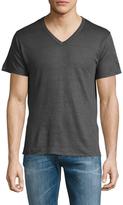 Zadig & Voltaire Jesse Linen Team T-Shirt