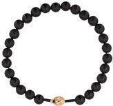 Luis Morais G6 Moving Jaw Side Skull beaded bracelet