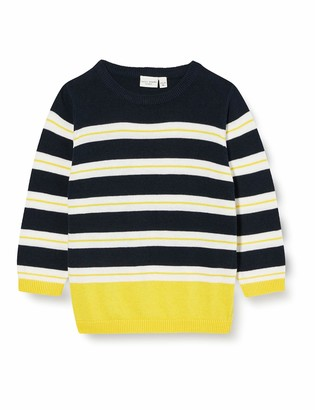 Name It Boy's Nmmvalex Ls Knit B Sweater