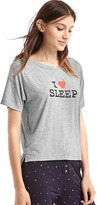 Gap Graphic sleep tee