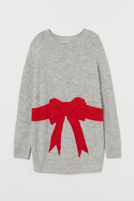 H&M MAMA Jumper with a motif