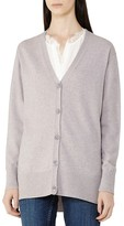 Reiss Tillie Merino Wool-Blend Cardigan