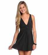 Miraclesuit Solid Marais Swim Dress 8117263