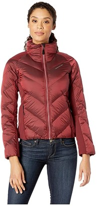 Obermeyer Ion Stretch Insulator (Major Red) Women's Clothing