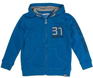 Salt&Pepper Salt and Pepper Boy's Jacket Power uni Kap (Strong Blue Melange 469)