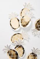 Meri Meri Pineapple Paper Plate Set