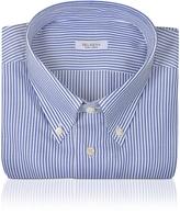 Del Siena Striped Cotton Dress Shirt