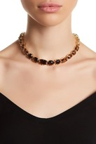 Carolee Ombre Stone Collar Necklace