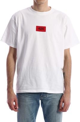FourTwoFour on Fairfax T-shirt Logo White