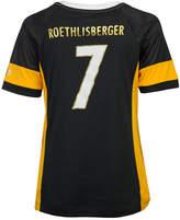 Majestic Women's Ben Roethlisberger Pittsburgh Steelers 2017 Draft Him T-Shirt