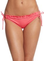 Kenneth Cole Reaction For The Frill Of It Adjustable Bikini Bottom 8151105