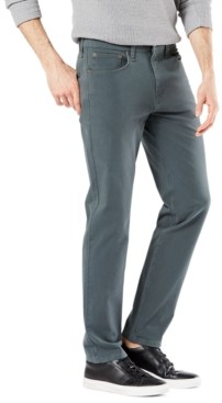 Dockers Ultimate Slim-Straight Fit Smart 360 Flex Stretch Jean-Cut Pants, Created for Macy's