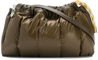 Moncler Padded Drawstring Crossbody Bag