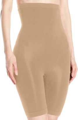 Body Wrap BodyWrap Women's Lites The Catwalk High-Waist Long Leg Panty