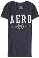 Aeropostale Womens Aero Wreath Graphic T Shirt