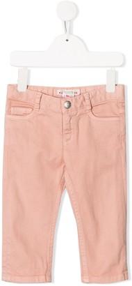 Bonpoint Cookie straight-leg jeans